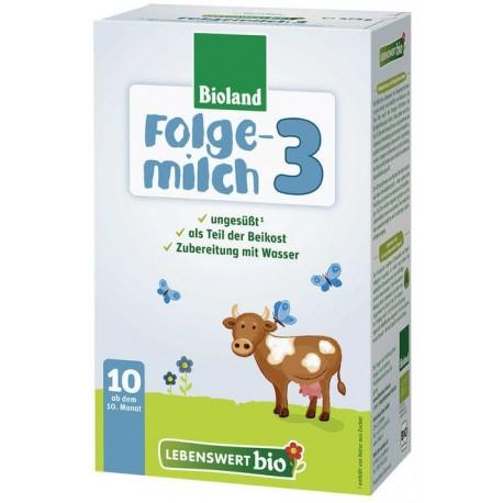 Lebenswert Formula Bio Stage 3 - 6 Boxes