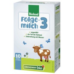 Lebenswert Formula Bio Stage 3 - 4 Boxes