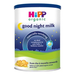 HiPP GOODNIGHT 350G - 6+ MONTHS ( UK VERSION )