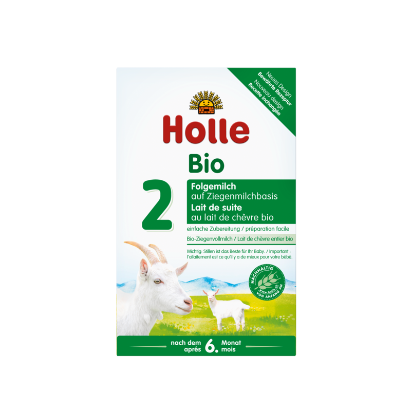 Holle Goat Stage 2 400g - Wholesale 24 Pack