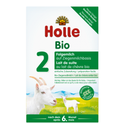 Holle Goat Stage 2 400g - Wholesale 32 Pack