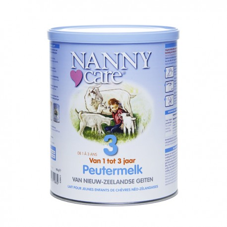 NANNYcare 3  Growing up milk  900g - 12+ months