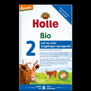 Holle Stage 2 Organic Follow-on Milk Formula 600g