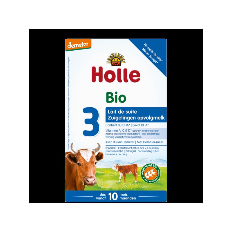 Holle Organic Growing-up Milk 3