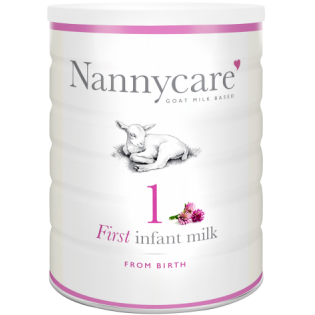 NANNYcare 1 Infant Milk...