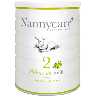 NANNYcare 2  Follow on milk...